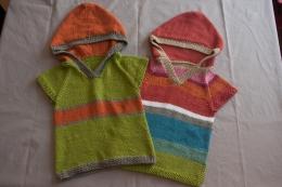 left of 2 sleeveless cotton Little Rascal